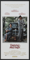 "Movie Posters:Academy Award Winner, Driving Miss Daisy (Warner Brothers, 1989). Australian Daybill (13""X 27""). Academy Award Winner...."