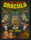 "Movie Posters:Horror, Dracula (Realart, R-1951). One Sheet (24"" X 32""). Horror...."