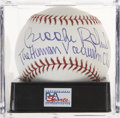 Autographs:Baseballs, Brooks Robinson Single Signed Baseball PSA Mint+ 9.5....