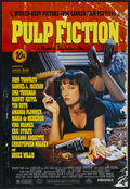 """Movie Posters:Crime, Pulp Fiction (Miramax, 1994). One Sheet (27"""" X 40""""). Crime...."""