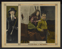 "Wild Honey Lot (Universal-Jewel, 1922). Lobby Cards (3) (11"" X 14""). Drama.... (Total: 3 Items)"