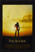 "Movie Posters:Sports, The Rookie (Buena Vista, 2002). One Sheet (27"" X 40"") DS. Sports...."