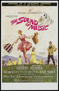 "Movie Posters:Academy Award Winner, The Sound of Music (20th Century Fox, 1965). One Sheet (27"" X 42"")Academy Award Style. Academy Award Winner...."