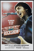 "Movie Posters:Rock and Roll, Rockshow (Miramax, 1980). One Sheet (27"" X 41""). Flat Folded. Rockand Roll...."