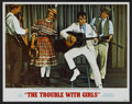 "Movie Posters:Elvis Presley, The Trouble With Girls (MGM, 1969). Lobby Card (11"" X 14""). ElvisPresley...."