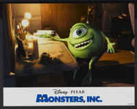 """Monsters, Inc. (Buena Vista, 2001). Lobby Cards (5) (11"""" X 14""""). Animated.... (Total: 5 Items)"""