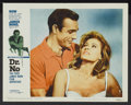 "Movie Posters:James Bond, Dr. No (United Artists, 1962). Lobby Card Set of 8 (11"" X 14"").James Bond.... (Total: 8 Items)"