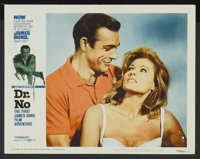 "Dr. No (United Artists, 1962). Lobby Card Set of 8 (11"" X 14""). James Bond.... (Total: 8 Items)"