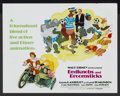 "Movie Posters:Animated, Bedknobs and Broomsticks (Buena Vista, R-1979). Lobby Card Set of 9(11"" X 14""). Animated.... (Total: 9 Items)"