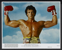 Rocky III (United Artists, 1982). Mini Lobby Card Set of 8 (8 X 10). Sports.... (Total: 8 Items)