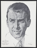 "Movie Posters:Academy Award Winner, Academy Awards Portraits (International Sales Services, 1962).Illustrated Prints (61) (8.25"" X 10.5""). Academy Award Winner...(Total: 61 Items)"