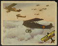 "Movie Posters:War, Hell's Angels (United Artists, R-1937). Lobby Card (11"" X 14"").War...."