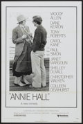 "Movie Posters:Academy Award Winner, Annie Hall (United Artists, R-1977). One Sheet (27"" X 41""). AcademyAward Winner...."