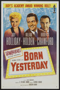 "Movie Posters:Comedy, Born Yesterday (Columbia, R-1961). One Sheet (27"" X 41""). Comedy...."