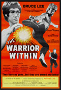 "Movie Posters:Action, The Warrior Within (Cineworld, 1976). One Sheet (25"" X 37"").Action...."