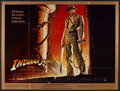 "Movie Posters:Adventure, Indiana Jones and the Temple of Doom (Paramount, 1984). Subway (45""X 59""). Adventure...."
