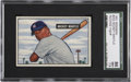 Baseball Cards:Singles (1950-1959), 1951 Bowman Mickey Mantle #253 SGC 86 NM+ 7.5....