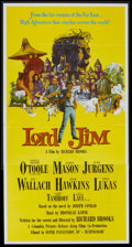 "Movie Posters:Adventure, Lord Jim (Columbia, 1965). Three Sheet (41"" X 81""). Adventure...."