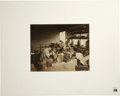 Photography:Cabinet Photos, Hand-Tinted Albumen- Nogawa Factory in Japan....