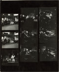 """Movie Posters:Sports, The Hustler (20th Century Fox, 1961). Contact Sheets (2) (8"""" X 10"""").... (Total: 2 Items)"""