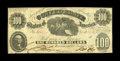 T7 $100 1861. This scarce type rarely comes with this amount of eye appeal in a moderately circulated specimen. More int...