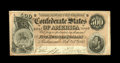 Confederate Notes:1864 Issues, T64 $500 1864. Strong embossing is found on this well preserved D-note that lacks only a little better cut from claiming a h...