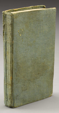 Confederate Pocket New Testament with the pencil inscription of George Phillips of the 2nd Cavalry. The New Testament (A...