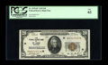 Small Size:Federal Reserve Bank Notes, Fr. 1870-H* $20 1929 Federal Reserve Bank Note. PCGS New 62.. According to the Jhon E. Cash Official Census of 1929 FRBN Sta...