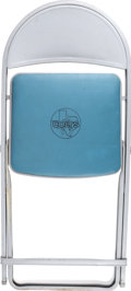 Baseball Collectibles:Others, 1960's Colt .45's Bullpen Chair....