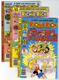 Bronze Age (1970-1979):Cartoon Character, Richie Rich and His Girlfriends #1-16 File Copy Group (Harvey, 1979-82) Condition: Average NM-.... (Total: 16 Comic Books)