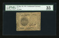 Colonial Notes:Continental Congress Issues, Continental Currency May 10, 1775 $7 PMG Choice Very Fine 35....