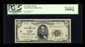 Small Size:Federal Reserve Bank Notes, Fr. 1850-H $5 1929 Federal Reserve Bank Note. PCGS Choice About New 55PPQ.. ...