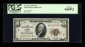 Small Size:Federal Reserve Bank Notes, Fr. 1860-F $10 1929 Federal Reserve Bank Note. PCGS Gem New 66PPQ.. ...