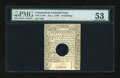 Colonial Notes:Connecticut, Connecticut July 1, 1780 40s PMG About Uncirculated 53....