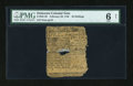 Colonial Notes:Delaware, Delaware February 28, 1746 20s PMG Net Good 6....