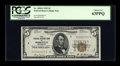 Fr. 1850-I $5 1929 Federal Reserve Bank Note. PCGS Choice New 63PPQ