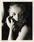 """Movie Posters:Comedy, Carole Lombard in """"The Gay Bride"""" (MGM, 1934). Publicity Still byClarence Bull (8"""" X 10""""). ..."""