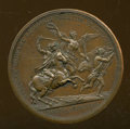 Betts Medals, 1781 John Egar Howard Comitia Americana Medal, Bronze, AU58Uncertified....
