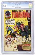 Bronze Age (1970-1979):Adventure, Tomahawk #133 (DC, 1971) CGC VF/NM 9.0 Off-white to white pages....