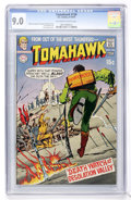 Bronze Age (1970-1979):Adventure, Tomahawk #130 (DC, 1970) CGC VF/NM 9.0 Off-white to white pages....