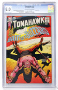 Silver Age (1956-1969):Adventure, Tomahawk #119 (DC, 1968) CGC VF 8.0 Off-white to white pages....