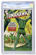 Silver Age (1956-1969):Adventure, Tomahawk #118 (DC, 1968) CGC VF/NM 9.0 White pages....