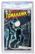 Silver Age (1956-1969):Adventure, Tomahawk #117 (DC, 1968) CGC VF+ 8.5 Off-white pages....