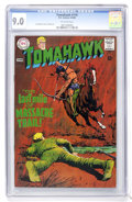 Silver Age (1956-1969):Adventure, Tomahawk #116 (DC, 1968) CGC VF/NM 9.0 Off-white pages....