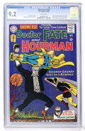 Silver Age (1956-1969):Superhero, Showcase #55 Doctor Fate and Hourman (DC, 1965) CGC NM- 9.2 White pages....