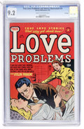 Golden Age (1938-1955):Romance, True Love Problems and Advice Illustrated #19 File Copy (Harvey,1953) CGC NM- 9.2 Cream to off-white pages....