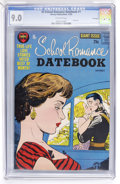 Silver Age (1956-1969):Romance, Hi-School Romance Datebook #1 File Copy (Harvey, 1962) CGC VF/NM9.0 Off-white pages....