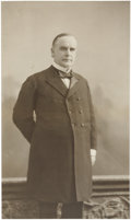 Political:Miscellaneous Political, William McKinley: Mammoth Plate Photograph....