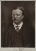 Autographs:U.S. Presidents, Theodore Roosevelt: A 1916-Dated Signed Photo....