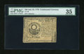 Colonial Notes:Continental Congress Issues, Continental Currency July 22, 1776 $30 PMG Choice Very Fine 35....